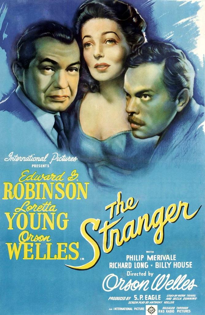 Poster - Stranger, The_01