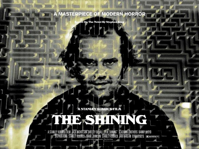 THE SHINING - v07 - Silver Ferox Design